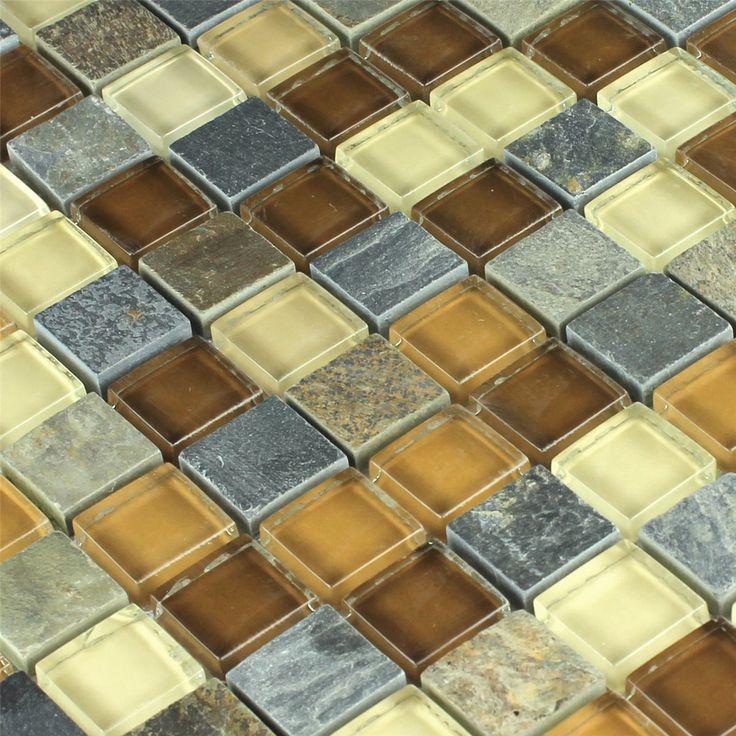 die besten 17 ideen zu glas mosaik fliesen auf pinterest glasfliesen mosaikfliesen und k chen. Black Bedroom Furniture Sets. Home Design Ideas