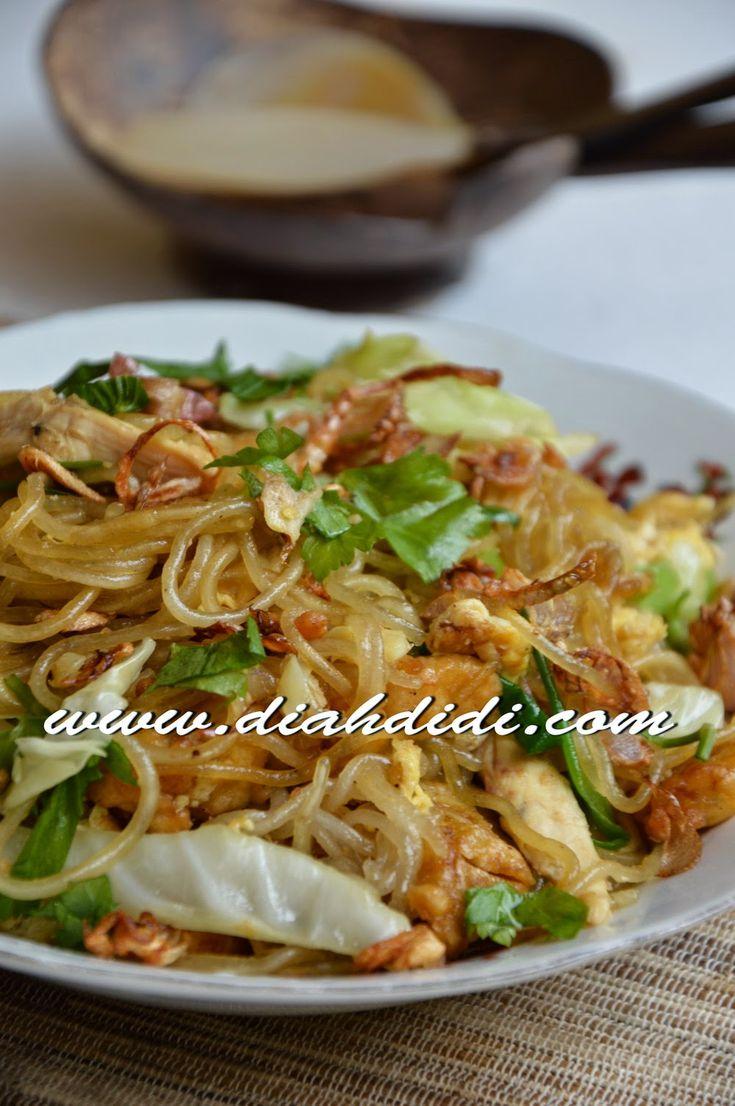 Diah Didi's Kitchen: Mie Goreng Lethek Jowo