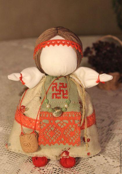 """Народные куклы ручной работы. Ярмарка Мастеров - ручная работа. Купить Кукла-оберег """"Долюшка"""". Handmade. Кукла-оберег, долюшка"""