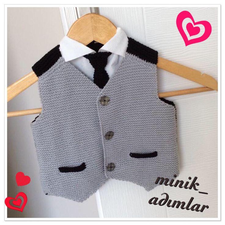 # bebek yeleği # bebek kravatı # cotton
