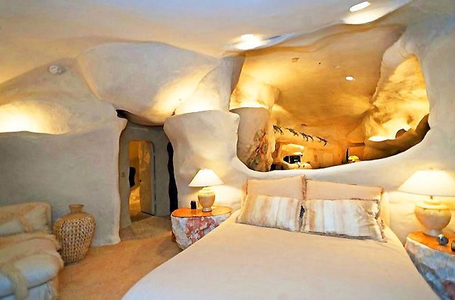 The Flintstones House house is located in Malibu ...