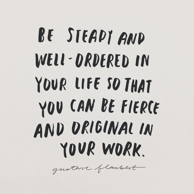 Thoughts on Work/Life Balance by Eva Jorgensen of Sycamore Street Press #evaseverydaylettering
