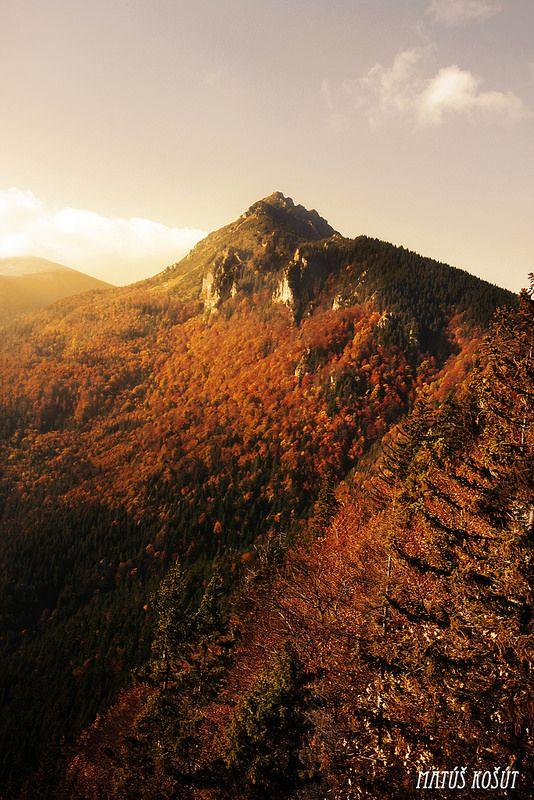 Slovak mountains - Velky Rozsutec