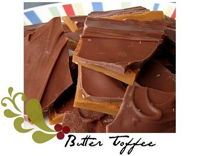 I love toffee! Definitely making this recipe for the family and to give as gifts!