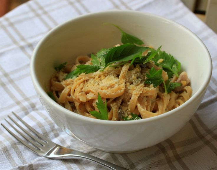 Thermomix Pasta Carbonara