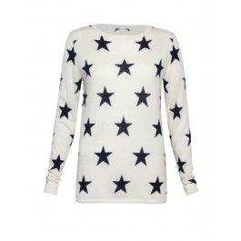 Banjo & Matilda   Banjo & Matilda Star Cashmere Knit   Donna Ida £270