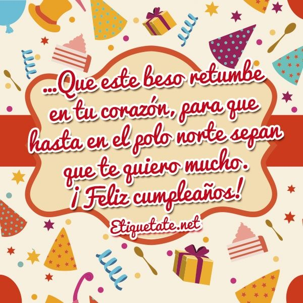 219 best images about Feliz cumpleaños on Pinterest Amigos, Un and Facebook