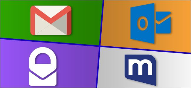 The Four Best Free Email Services