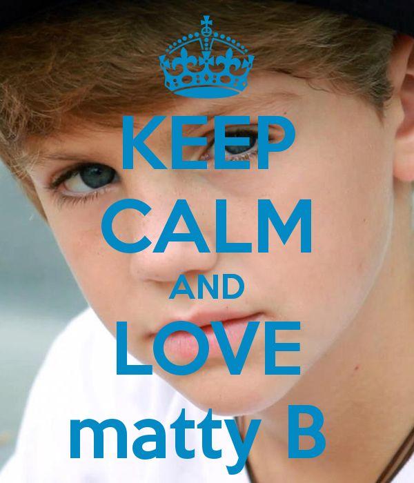 Keep And Matty Calm Love