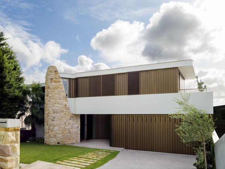 INTERIORS Alwill Interiors ARCHITECTURE Alwill Design  #architecture #outdoor #design #sandstone #wood