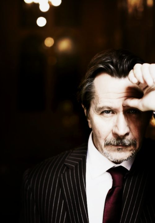 Gary Oldman. Great actor.                                                                                                                                                     More
