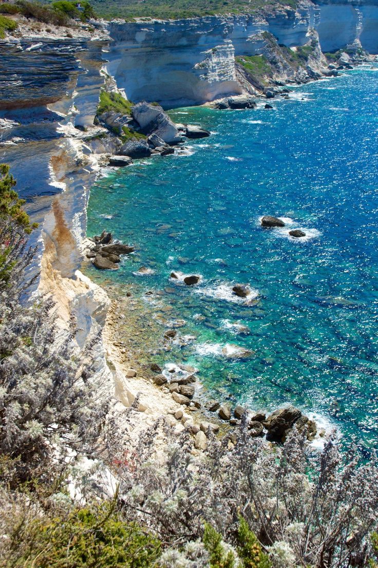 Cliffs of Bonifacio II by Dimitrios Karamitros on 500px
