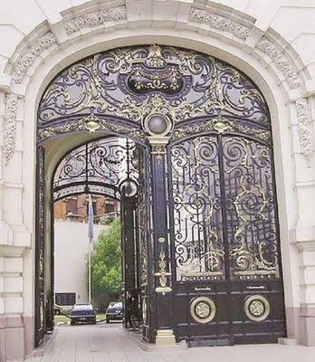 Palacio Paz. Hoy, Círculo Militar. BUENOS AIRES