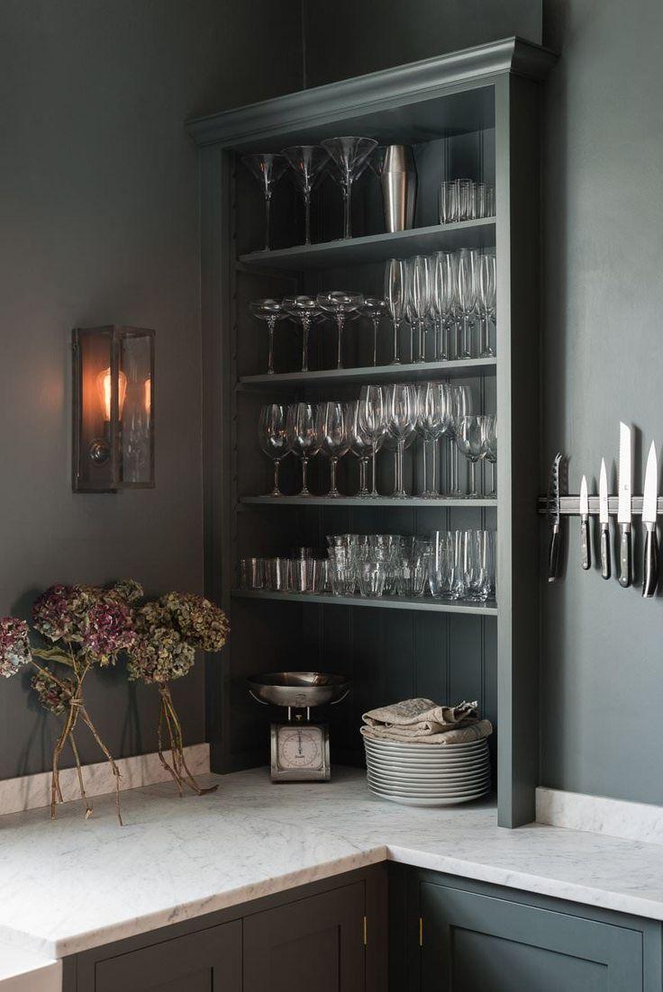 The Bloomsbury Kitchen | deVOL Kitchens