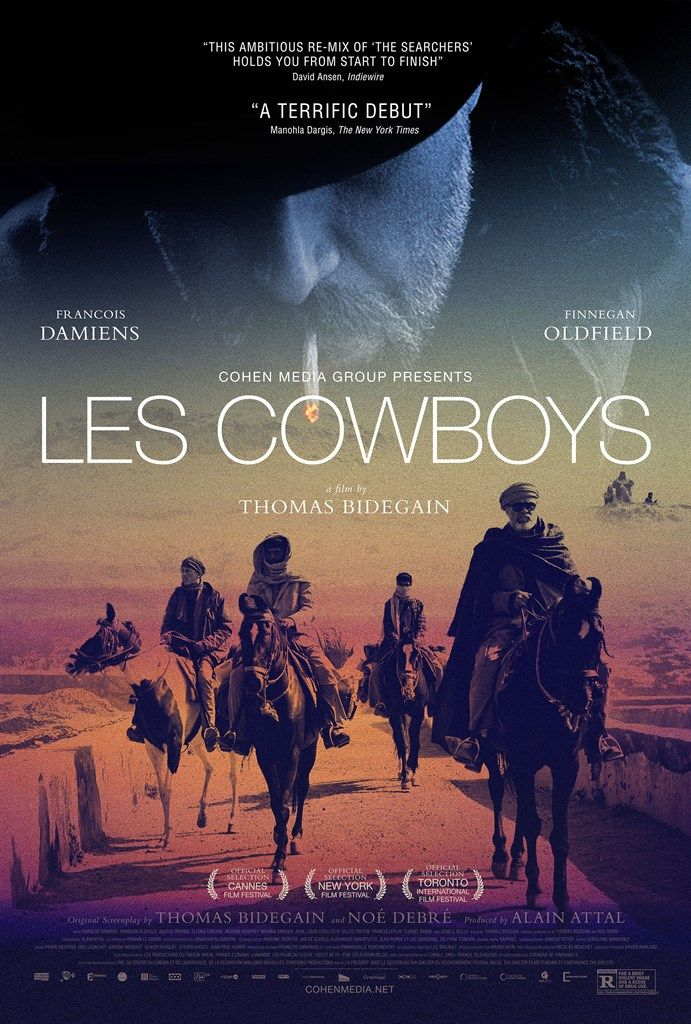 Award-winning Writer and Director Thomas Bidegain talks about his directorial debut film 'Les Cowboys' and the importance of breaking the screenwriting rules.