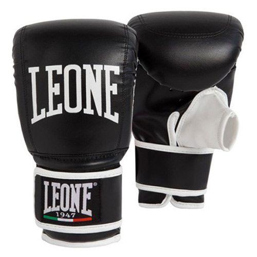 Guanti da sacco LEONE CONTACT Nero allenamento Collezione Leone 2015