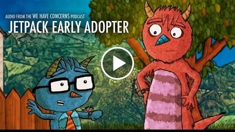Jetpack Early Adopter (We Have Concerns)  http://videotutorials411.com/jetpack-early-adopter-we-have-concerns/  #Photoshop #adobe #lightroom #graphicdesign #photography