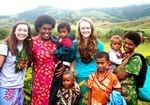 Teen travel with a purpose