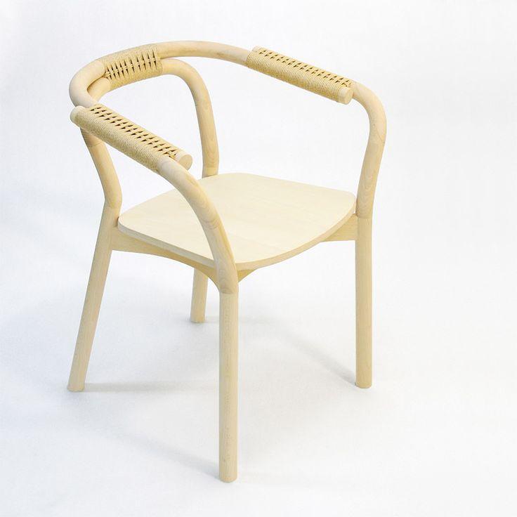 Attractive Knot Chair Tatsu Kuroda   The Knot Chair By Tatsu Kuroda Is An Interesting  Armchair Thatu0027s Put Together In An Unconventional Way. Ideas