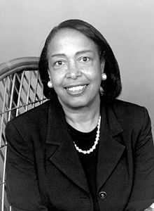 Patricia Era Bath (born November 4, 1942, Harlem, New York) is an African American and Native American ophthalmologist, inventor and academic. She has broken ground for women and African Americans in a number of areas. Prior to Bath, no woman had served on the staff of the Jules Stein Eye Institute, headed a post-graduate training program in ophthalmology or been elected to the honorary staff of the UCLA Medical Center (an honor bestowed on her after her retirement).
