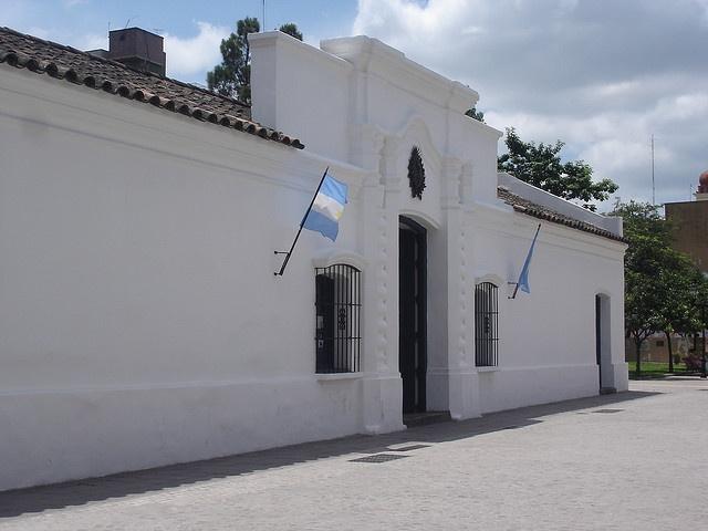 Casa de Tucuman donde se declaró nuestra Independencia...