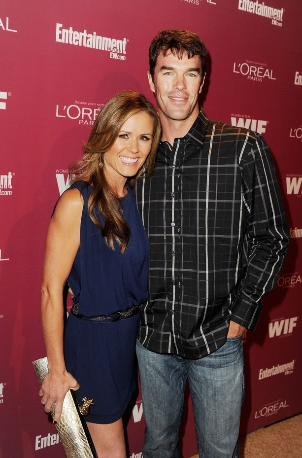 Trista (Rehn) Sutter (the first Bachelorette) married her guy from the show--Ryan Sutter. Still together. They have two kids. :)