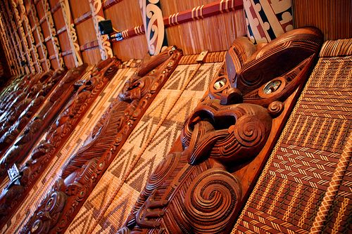Maori language