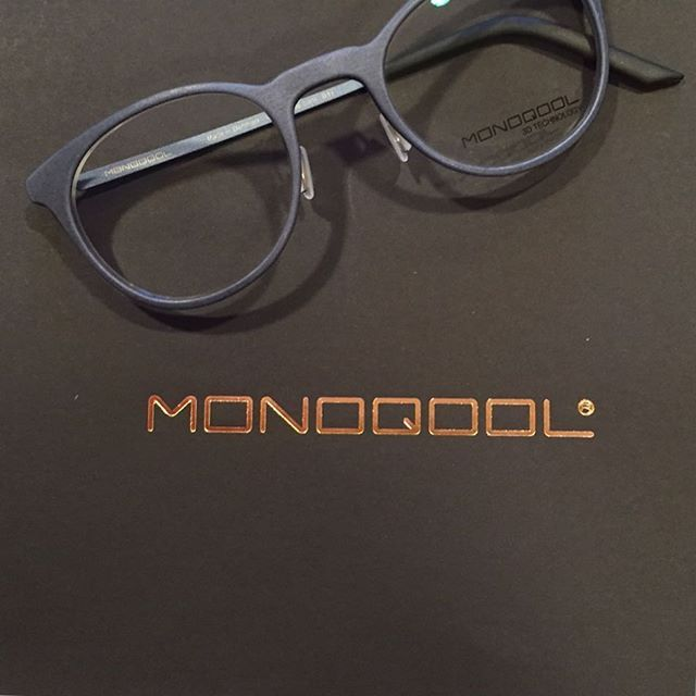 Song writer One of our new models ✨  #newmodels #newseason #monoqool #tailormade #eyewear #glasses #innovation #3dprintedeyewear #