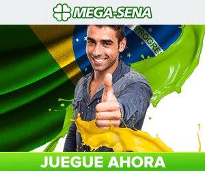Aprenda cómo jugar la lotería brasilera Mega Sena. Con un sólo click usted podrá jugar lotería y hacerse millonario. Facil y seguro!
