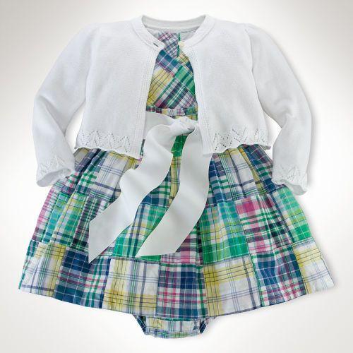 Ralph Lauren Pointelle-Knit Cotton Shrug