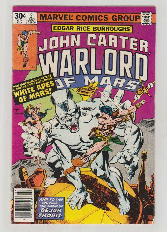 dressy coats John Carter Warlord of Mars Vol 1 2 Bronze by RubbersuitStudios  johncarter  edgarriceburroghs  comicbooks