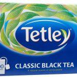 Tetley Tea Avoids Misleading Health Claims Lawsuit