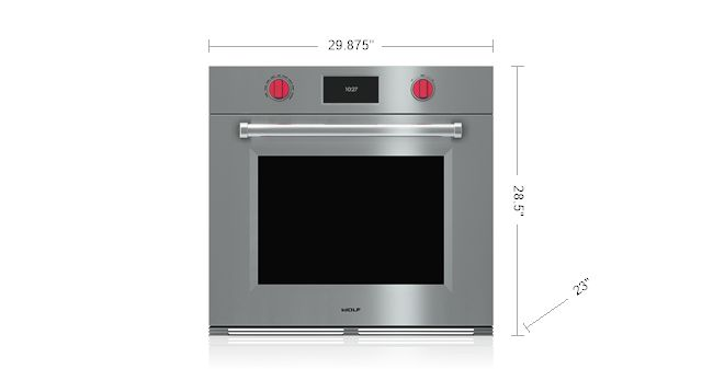 Wolf M Series Built-In Ovens | SO30PM/S/PH | Sub-Zero & Wolf
