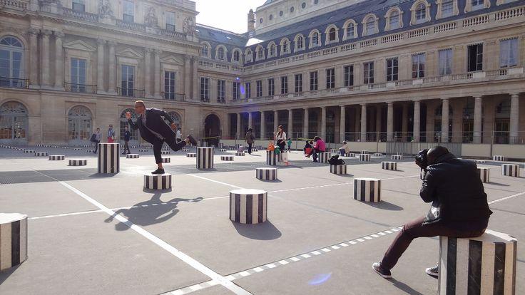 Jardin du petit palais royal- Paris