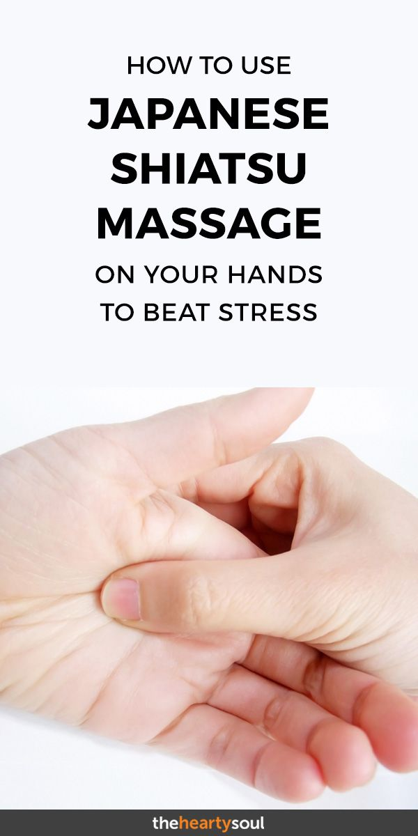 Rub These Pressure Points On Your Hands Feel The Stress Relief