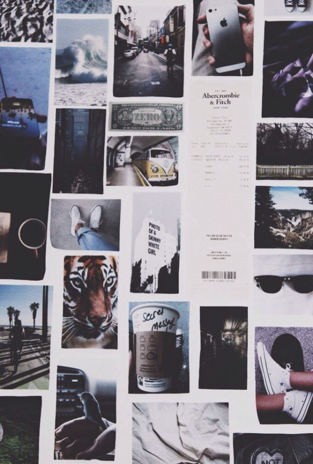 tumblr collage. love this | t u m b l r | Pinterest | Wall ...