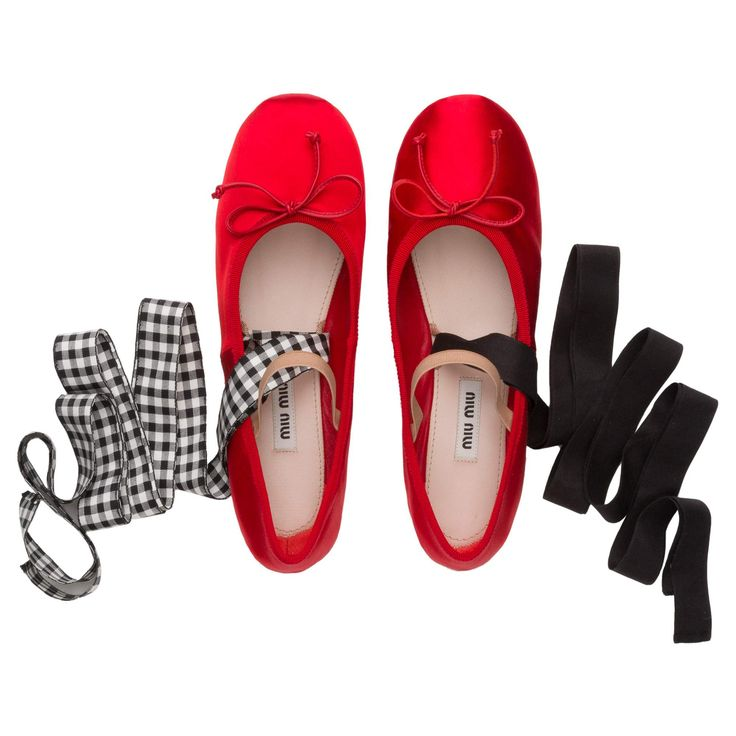 25+ best ideas about Red flats on Pinterest
