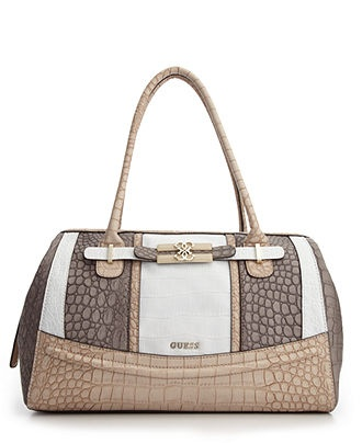 GUESS Handbag, Mariolina Box Satchel
