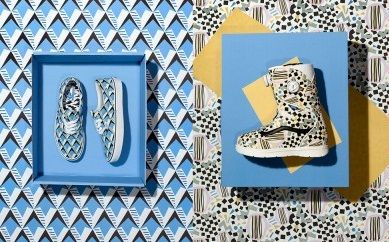 """Vans + Kishimoto znovuzrozená letní kolekce """"Living Art"""""""