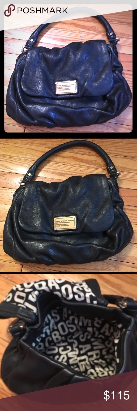 Marc Jacobs purse In good used condition missing long strap Marc Jacobs Bags Satchels