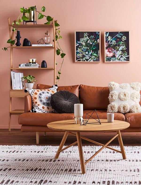Saiba como usar tons terrosos na decoração | Salas pequenas ...