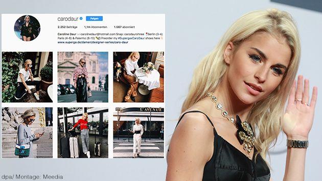 Aktuell! Schleichwerbung: Diese Fragen zur Daur-Werbesendung wollte Instagram-Star Caro Daur nicht beantworten - http://ift.tt/2smw3go #nachrichten