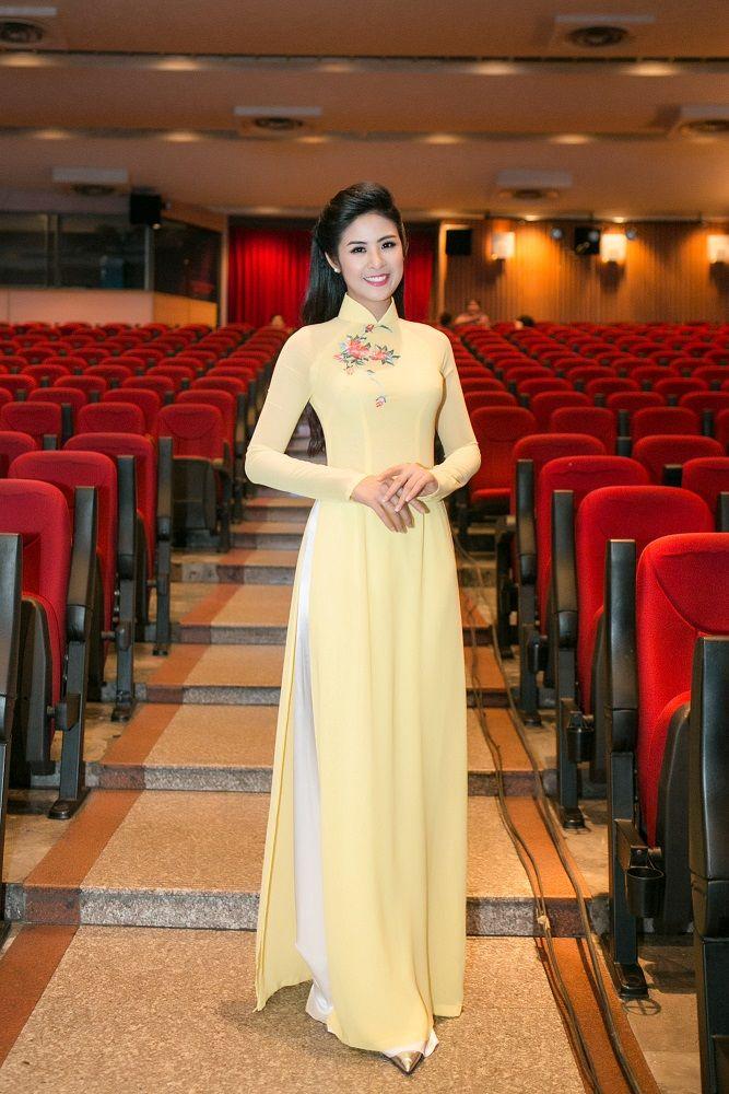 Vietnamese Traditional Ao Dai