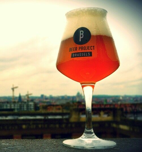 Brussels Beer Project Teku Glass // bought @ Plan B Rotterdam