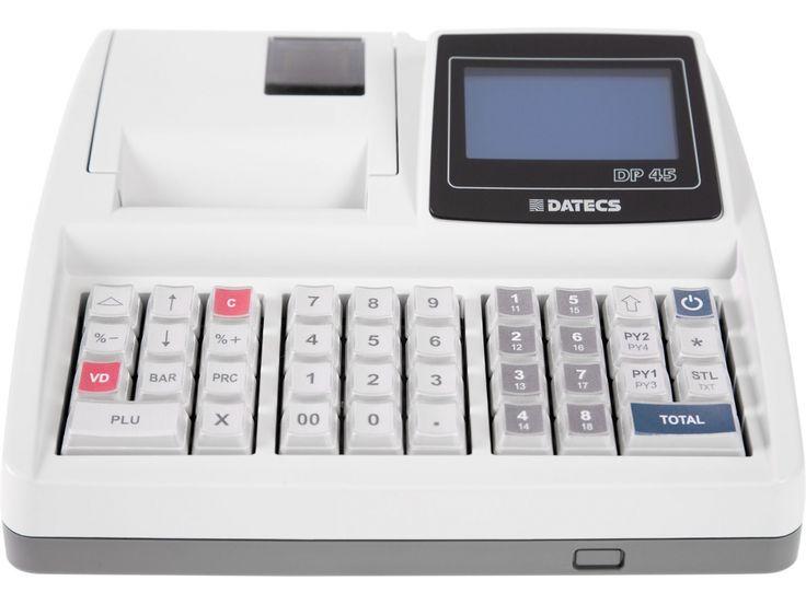Casa de marcat DP 45 fara bluetooth. Casele de marcat DP 45 au jurnal electronic ( asa cum este definit la Art.22, litera E, punctul  (b din Normele Metodologice de aplicare ale UG28/1999), adica odata cu  raportul Z se tipareste automat si copia bonurilor.