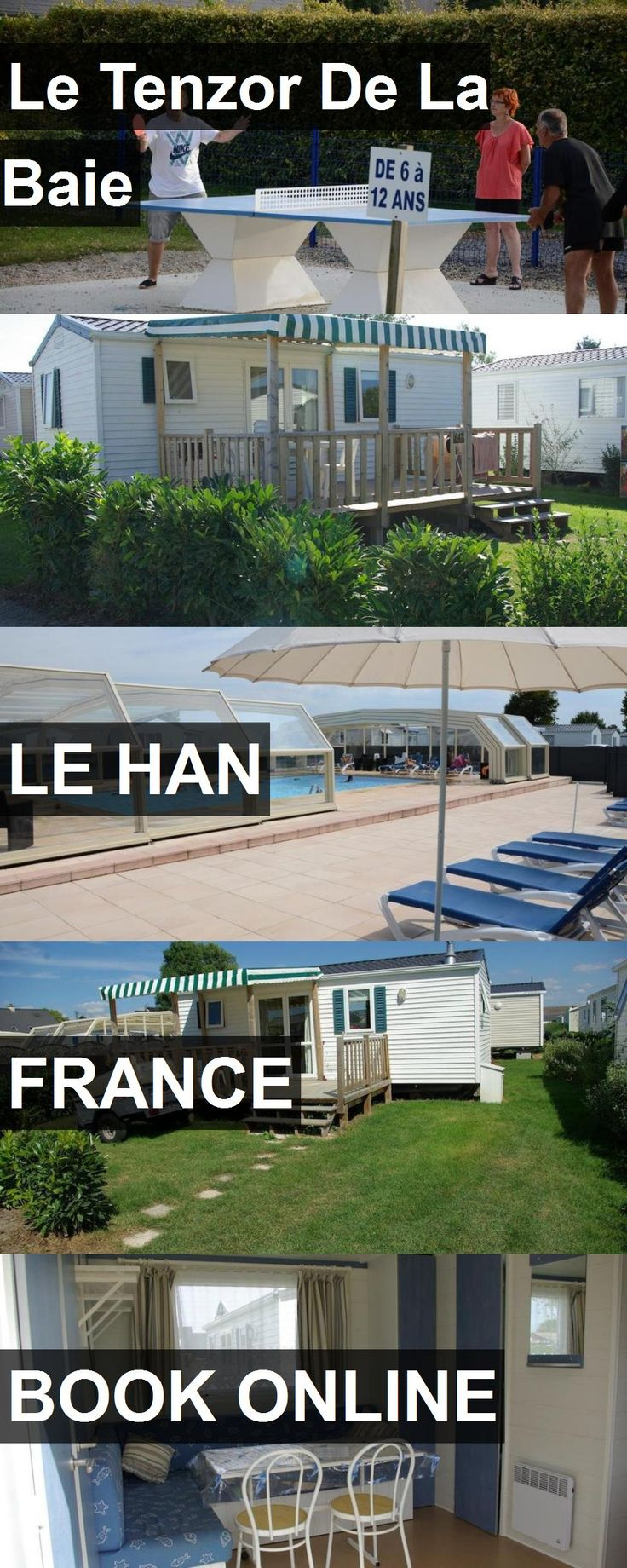 Hotel Le Tenzor De La Baie in Le Han, France. For more information, photos, reviews and best prices please follow the link. #France #LeHan #travel #vacation #hotel