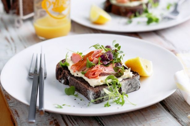 In honour of Australia Day, here is a locally-inspired dish featuring woodfired salmon and the best of fresh produce.