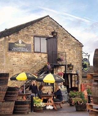 Theakston Brewery, United Kingdom
