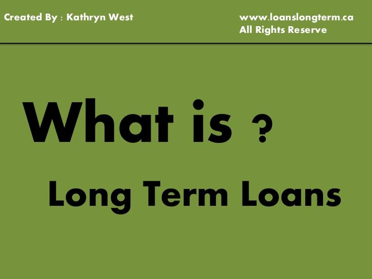 Long Term Instant Loans Are Very Useful In Sorting Out Your Problems For Long Term Needs Well