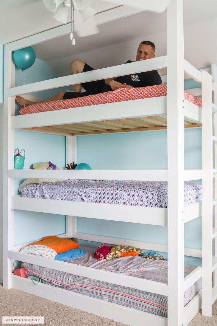 Kids Murphy Bed Ideas